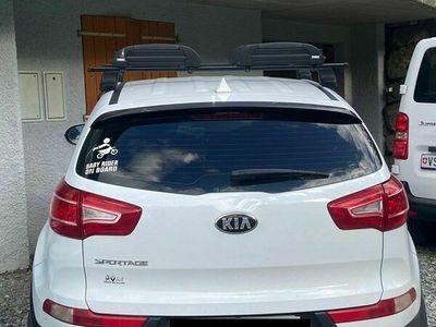 gebraucht Kia Sportage 2.0 Trend 4WD