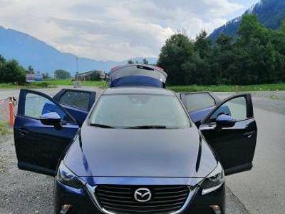 gebraucht Mazda CX-3 aus erster Hand