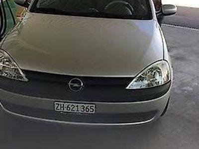 gebraucht Opel Corsa Yong 1.2