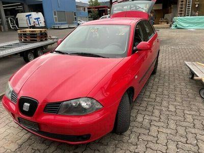 gebraucht Seat Ibiza 1.4 16V Signo