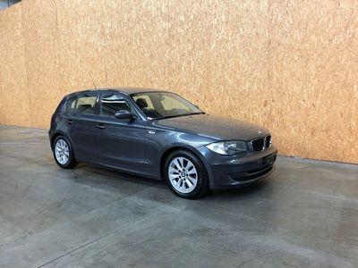 gebraucht BMW 118 1er d Steptronic