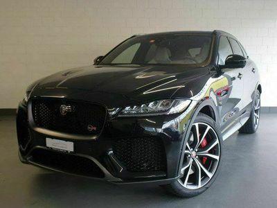 gebraucht Jaguar F-Pace 5.0 V8 SVR AWD