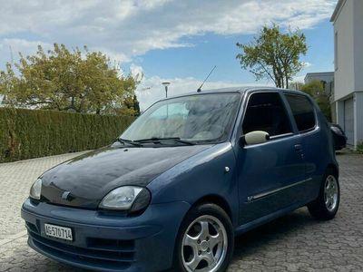 gebraucht Fiat Seicento (500) Frisch Ab Mfk Viel Zubehör Wnig KM