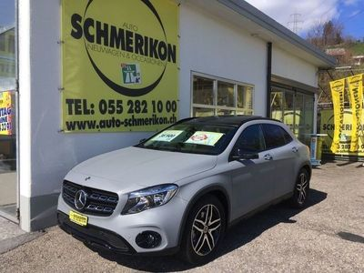 gebraucht Mercedes GLA250 EDITION SPECIAL Style 211PS DCT