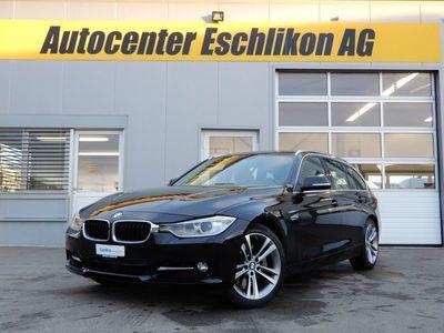 gebraucht BMW 335 3er Reihe F31 Touring d xDrive SAG