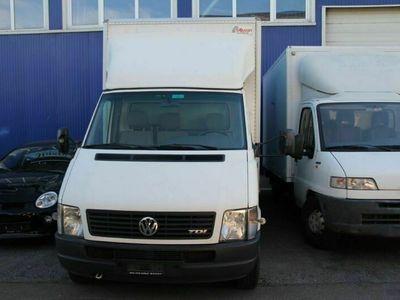 gebraucht VW LT 35 2.5TDI