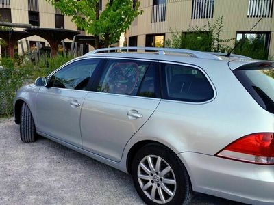 gebraucht VW Golf V Variant 1.4 TSI 122 Comfortline DSG