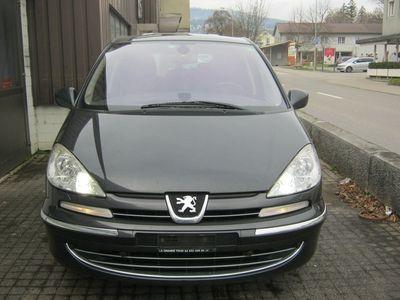 gebraucht Peugeot 807 2.0 16V HDi Family+