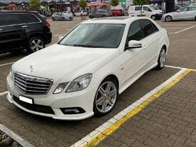 gebraucht Mercedes E350 CDI BlueEfficiency Avantgar...