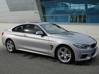 gebraucht BMW 420 i Coupé M Sport