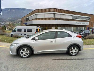 gebraucht Honda Civic 1.8i Sport