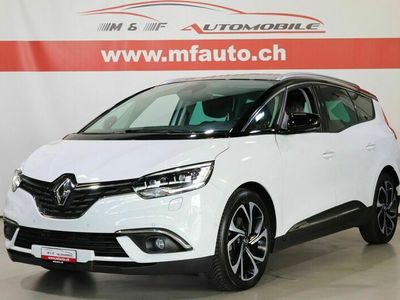 gebraucht Renault Grand Scénic 1.6 dCi 160 Bose EDC