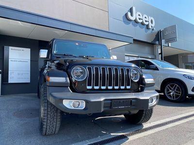 gebraucht Jeep Wrangler 2.0 Sahara