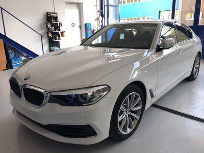 gebraucht BMW 520 5er i Steptronic Sport Line