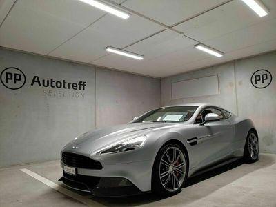 gebraucht Aston Martin Vanquish Vanquish V126.0 Touchtronic 2