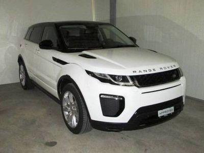 gebraucht Land Rover Range Rover evoque 2.0 TD4 HSE Dynamic