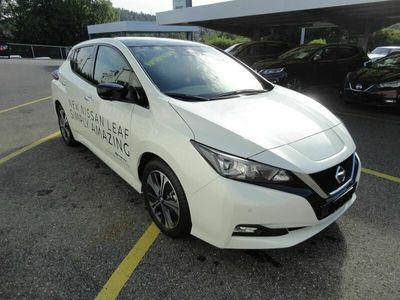 gebraucht Nissan Leaf N-Connecta 40 kWh Elektro, inkl. Winterräder