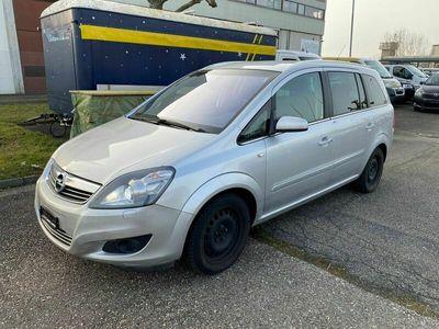 gebraucht Opel Zafira 2.2i 16V Enjoy Automatic