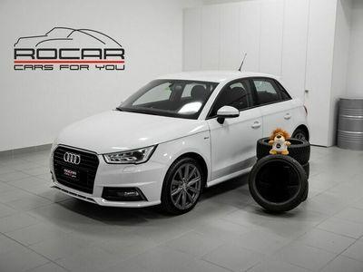gebraucht Audi A1 Sportback  1.0 TFSI Sport S-tronic
