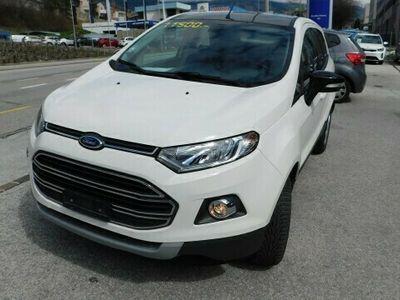 gebraucht Ford Ecosport EcoSport 1.0 SCTi Titanium S1.0 SCTi Titanium S