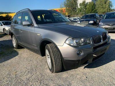 gebraucht BMW X3 xDrive 20d (2.0d) Steptronic