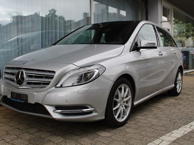 gebraucht Mercedes B250 B-Klasse