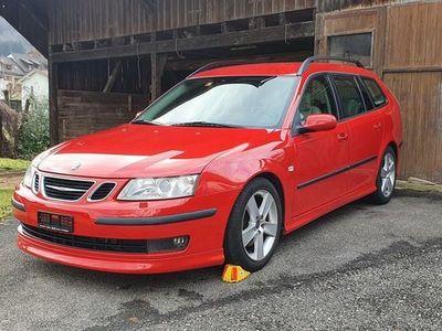 gebraucht Saab 9-3 Combi 2.8T V6
