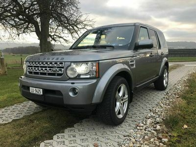 gebraucht Land Rover Discovery 4 Discovery 4 HSE Top ZustandHSE Top Zustand