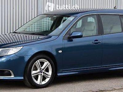 gebraucht Saab 9-3 2.8T V6 Aero XWD
