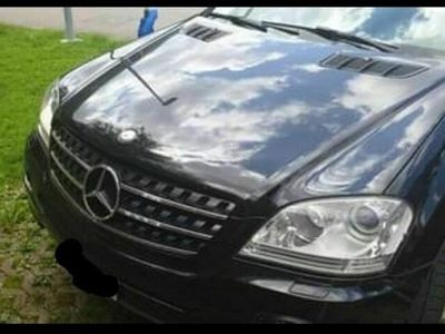 gebraucht Mercedes ML280 M-Klasse MercedesCDI mit MFK