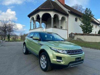 gebraucht Land Rover Range Rover evoque Range Rover Evoque Evoque 2.0 Benzin Automat Evoque 2.0 Benzin Automat