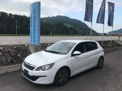 gebraucht Peugeot 308 1.6 BlueHDI Allure