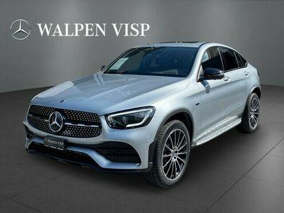 gebraucht Mercedes E300  GLC CoupéAMG Line 4M Allrad