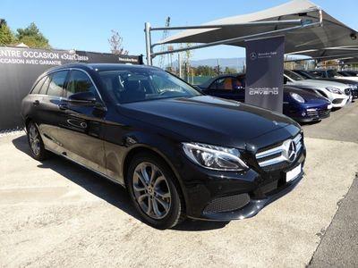 gebraucht Mercedes C180 Avantgarde 9G-Tronic