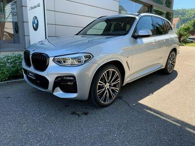gebraucht BMW X3 M40d 48V Steptronic