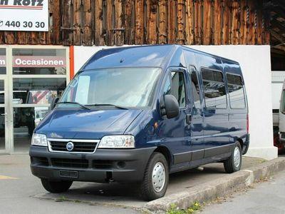 gebraucht Fiat Ducato Minibus 2.3 JTD Swiss