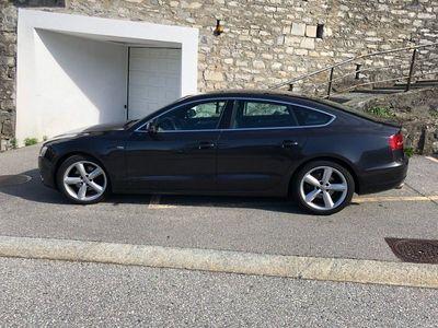 gebraucht Audi A5 Sportback A5 Vendo per poco uso S Line