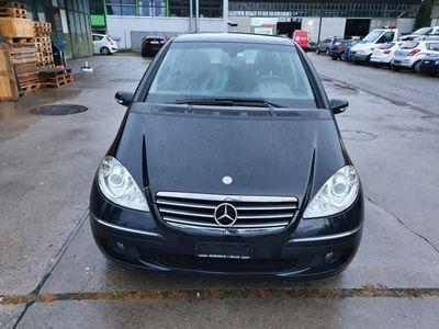 gebraucht Mercedes A160 CDI Avantgarde