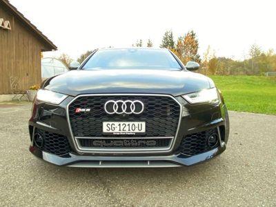 gebraucht Audi RS6 Avant 4.0 V8 TFSI quattro T-Tronic Performance