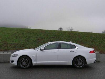gebraucht Jaguar XF 3.0 V6 S/C Premium Luxury 4x4