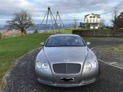 gebraucht Bentley Continental GT - perfekter Zustand - Mulliner