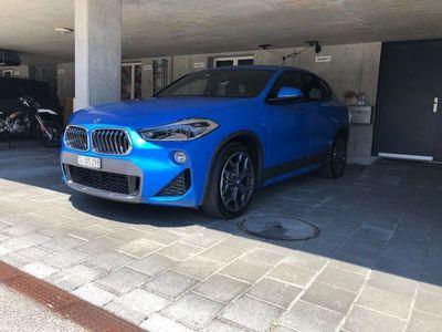 gebraucht BMW X2 20d xDrive