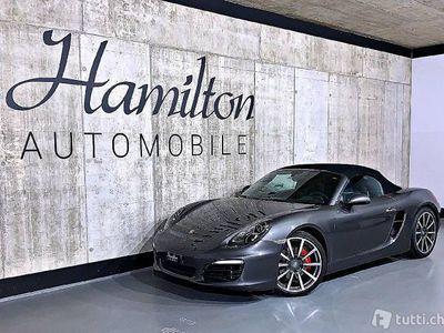 gebraucht Porsche Boxster S 3.4 PDK