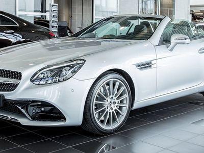 gebraucht Mercedes 180 SLCCabriolet