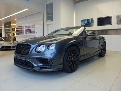 gebraucht Bentley Continental Supersports 6.0L W12