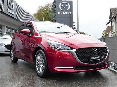 gebraucht Mazda 2 SKYACTIV-G 90 Mild Hybrid Revolution ´´Sense-Pack´´