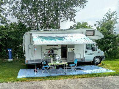 gebraucht Fiat Ducato Ducato Camping CarMcLouis Tandy