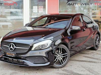 gebraucht Mercedes A180 A-KlasseAMG Line *Night-Paket