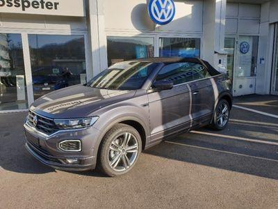 gebraucht VW T-Roc Cabriolet 1.5 TSI EVO R-Line DSG