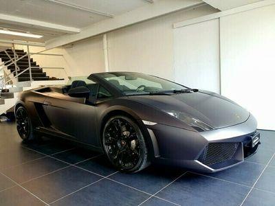gebraucht Lamborghini Gallardo Spyder 5.2 E-Gear
